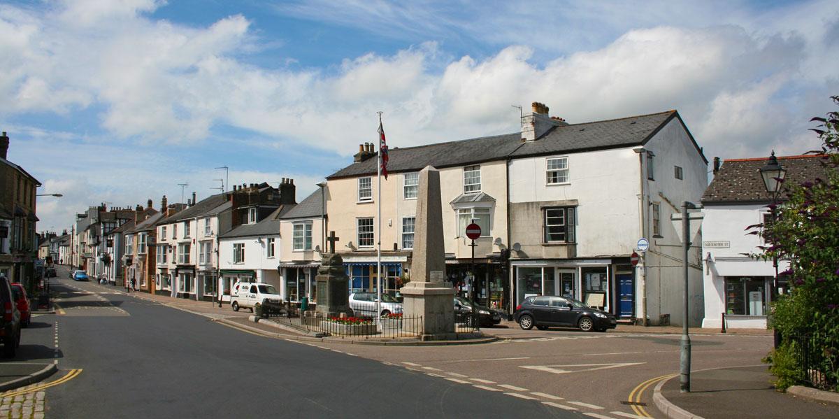 Chudleigh, Devon, UK