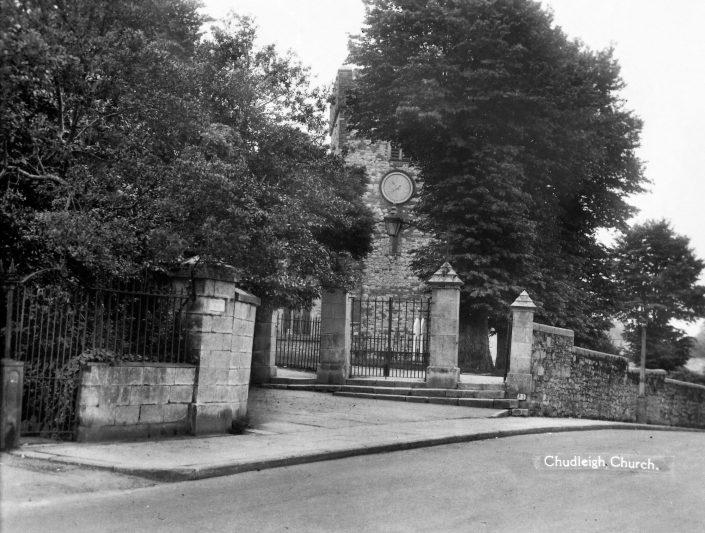 Chudleigh Church, Devon