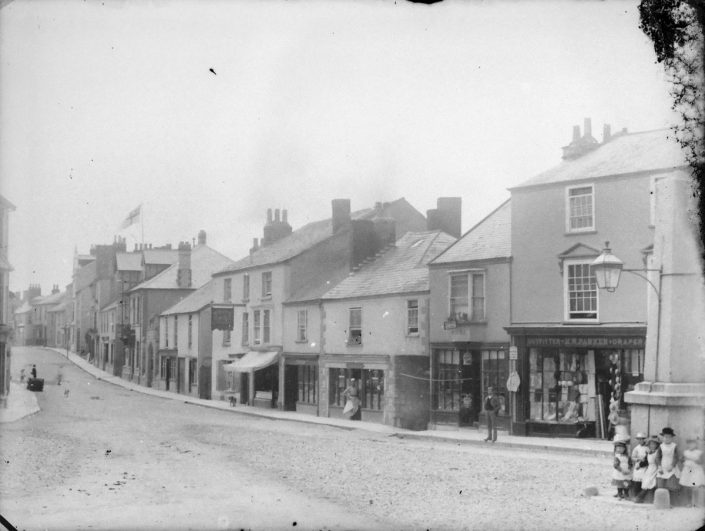 1891 - Fore Street, Chudleigh