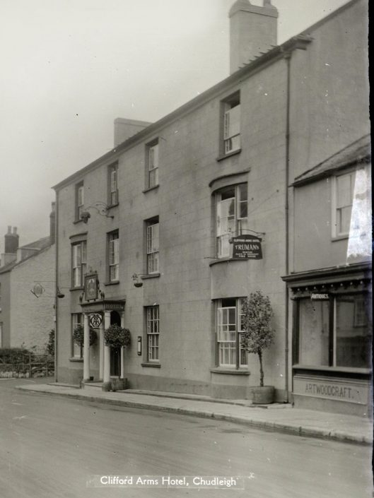 The Clifford Arms, Fore Street, Chudleigh