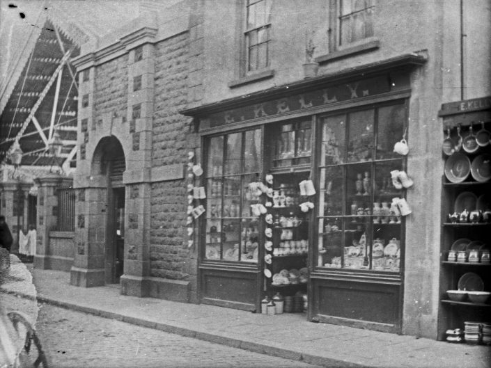 Kelly's Shop, Fore Street, Chudleigh