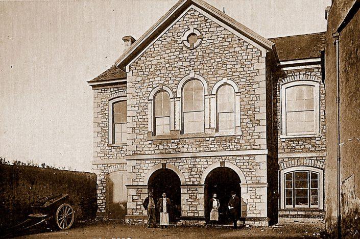 1908 - Chudleigh Town Hall