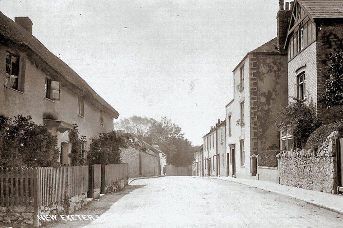 1910 - New Exeter Street