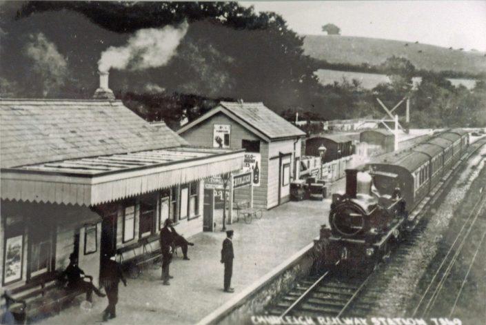 Chudleigh Railway Station