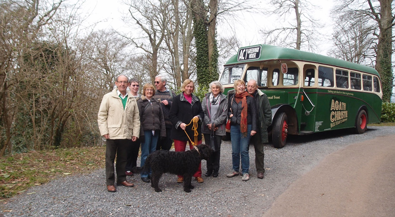 Greenway Visit, Agatha Christie